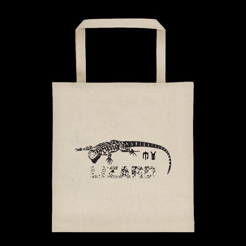My Lizard Tote Bag
