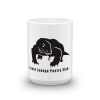 Mascot Coffee Cup Side 15oz