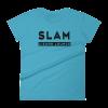 Slam T-Shirt Women Light Blue