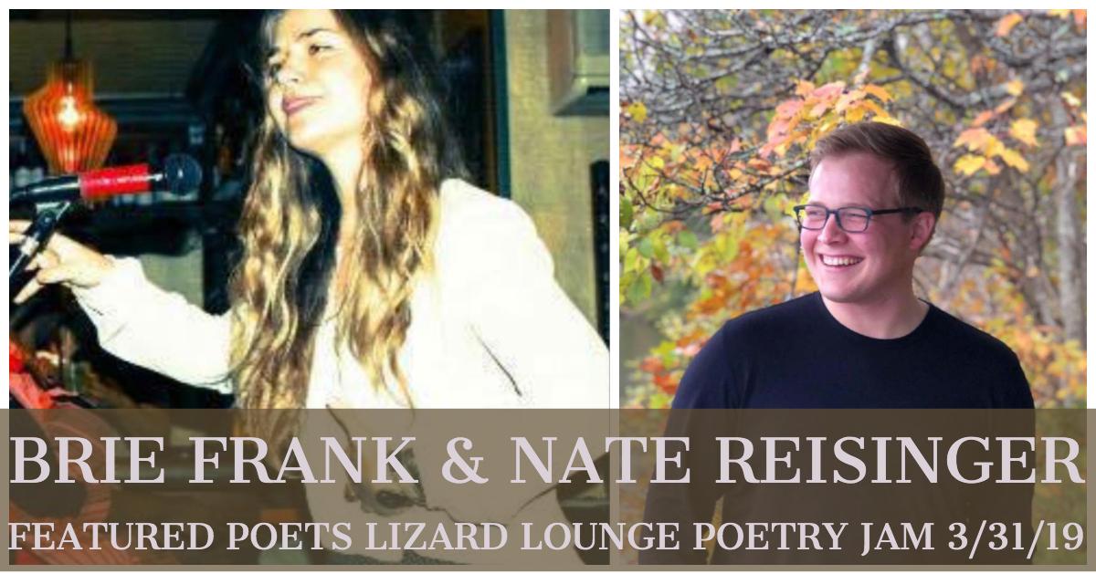 Brie Frank & Nate Reisinger